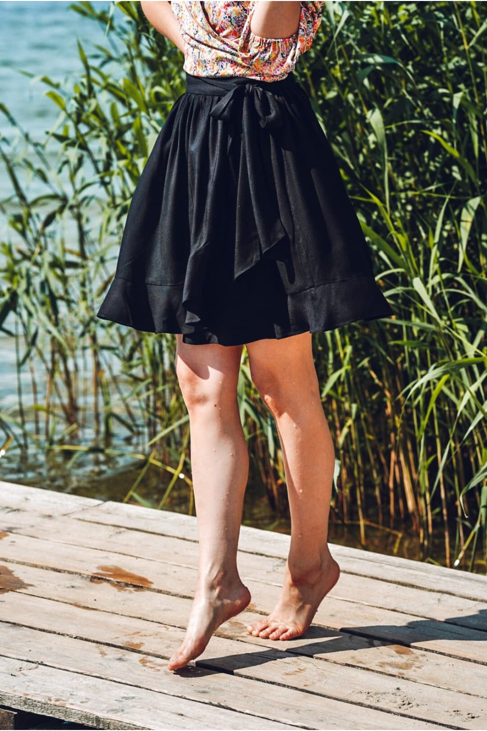 Spódnica NILA BLACK