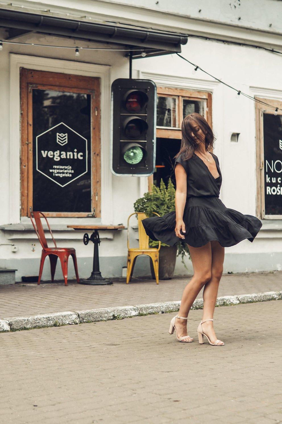 Sukienka NESSA BLACK